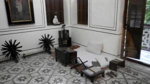 Ghandi's place.